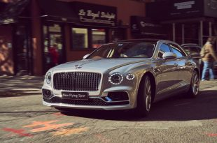 Бентли Flying Spur 2020