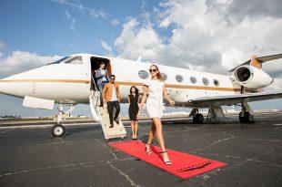Шопинг с частен самолет