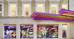 Откриване на Louis Vuitton New Bond St. Maison в Лондон