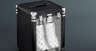 Луксозни кутии за спортни обувки от Louis Vuitton