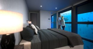 Първия подводен хотел в Австралия