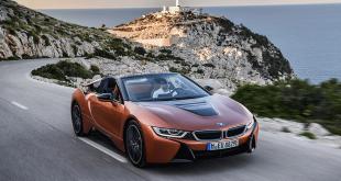 Хибридното BMW i8 – наслада от шофирането
