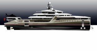 Bonkers Rimor X – луксозна яхта за експедиции до края на света