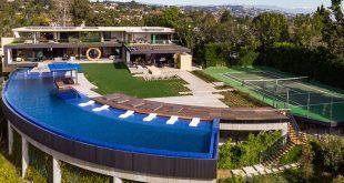 281 Bentley Cycle е най-скъпият имот продаден в Лос Анджелис за 2019